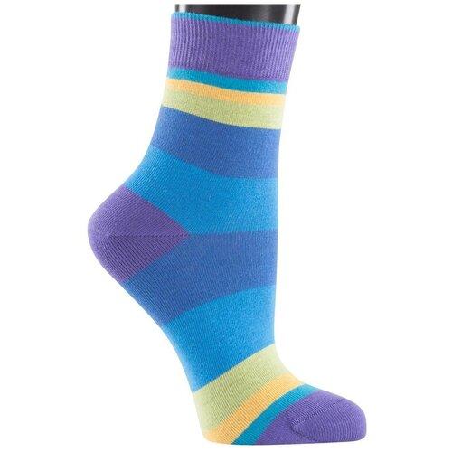 Носки женские Collonil Casual 886 фиолетовые 3638