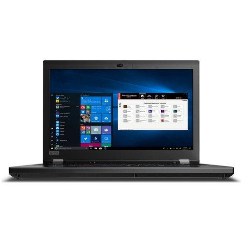 Ноутбук Lenovo ThinkPad P53 (20QN003KRT), black