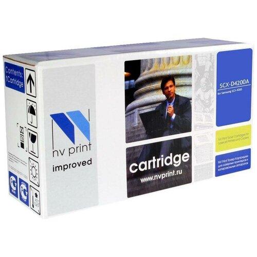 Картридж NV Print SCX-D4200A для Samsung совместимый