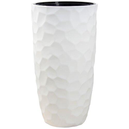 Кашпо IDEA (М-Пластика) Мозаика 34х62 см белый по цене 1 807