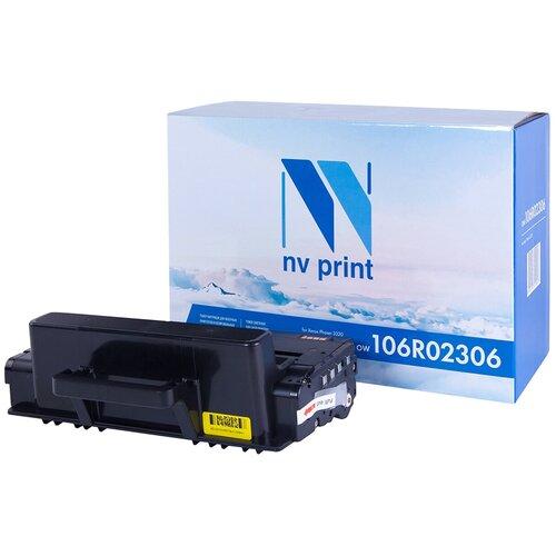 Фото - Картридж NV Print 106R02306 для Xerox, совместимый xerox 106r02306 черный