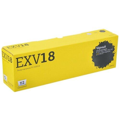 Фото - Картридж T2 TC-CEXV18, совместимый картридж t2 tc h410x совместимый