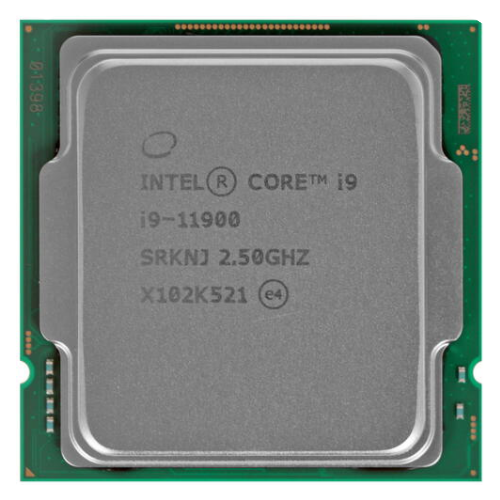 Фото - Процессор Intel Core i9-11900, OEM процессор intel core i9 11900kf oem