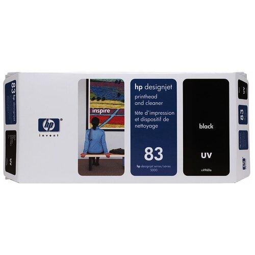 Печатающая головка HP 83 (C4960A)