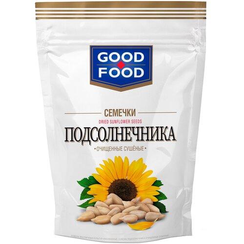 Семена подсолнечника GOOD FOOD сушеные очищенные 150 г