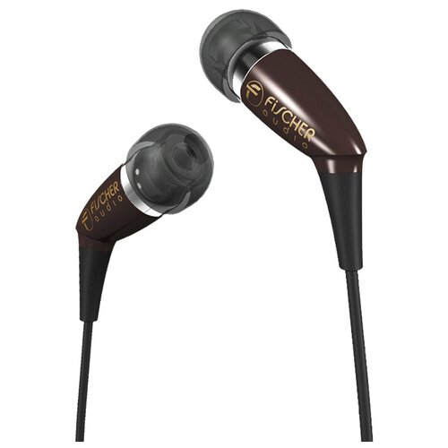 Фото - Наушники Fischer Audio Epsilon, brown наушники fischer audio tandem black