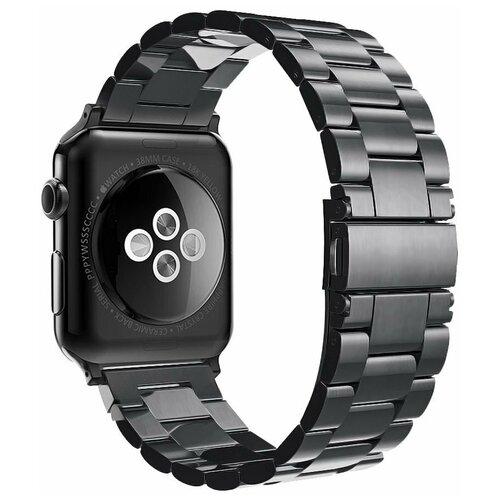 Mokka Ремешок Metal Classic для Apple Watch 38/40mm space gray