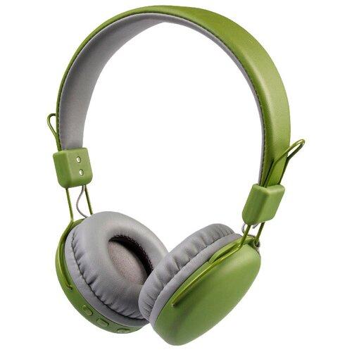 Беспроводные наушники Rombica mysound BH-03 3C зеленый