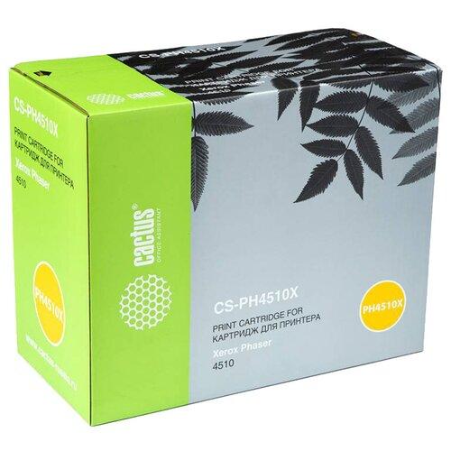 Фото - Картридж cactus CS-PH4510X, совместимый картридж cactus cs cli526y совместимый