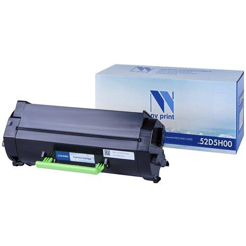 Фото - Картридж NV Print 52D5H00 для Lexmark, совместимый картридж nv print c950x2kg для lexmark совместимый