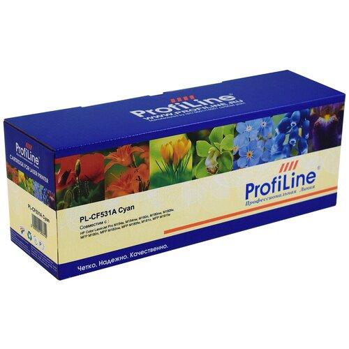 Фото - Картридж ProfiLine PL-CF531A-C, совместимый картридж profiline pl ce741a c совместимый