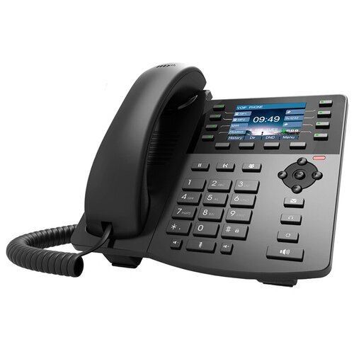 VoIP-телефон D-link DPH-150SE voip телефон d link dph 400se черный dph 400se f