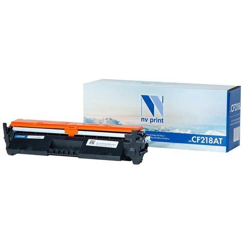 Фото - Картридж NV Print CF218AT для HP, совместимый картридж nv print cf237x для hp совместимый
