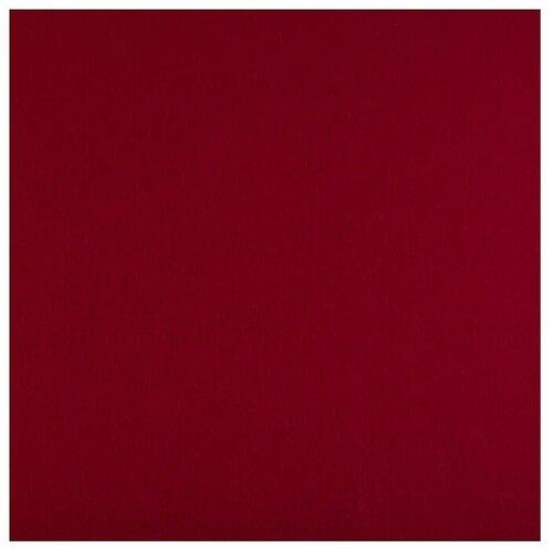 Купить Gamma Premium фетр декоративный 33 х 53 см FKS12-33/53 841 бордовый, Валяние