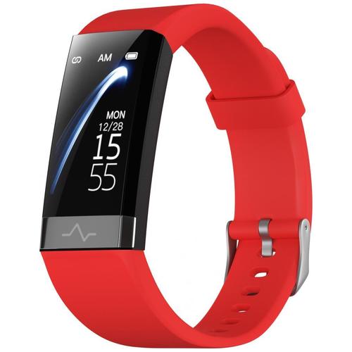 Умный браслет GSMIN CD01 (2020), красный
