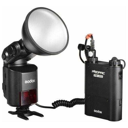 Вспышка Godox AD360II-C с батарейным блоком PB960