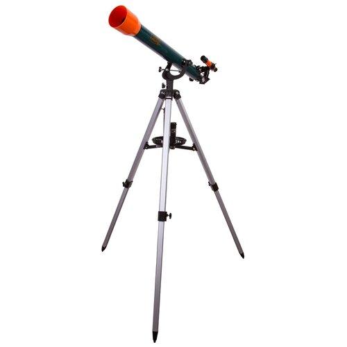 Фото - Телескоп LEVENHUK LabZZ T3 синий/оранжевый/черный лупа levenhuk labzz c3 синий оранжевый