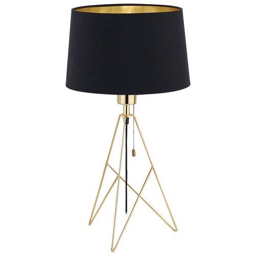 Фото - Настольная лампа Eglo Camporale 39179, 60 Вт настольная лампа eglo montalbano 98381 60 вт