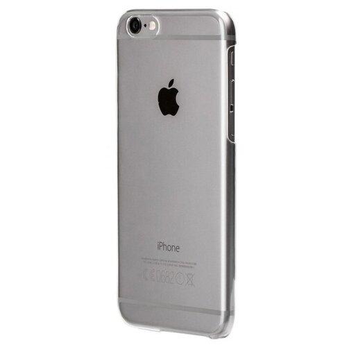 Фото - Чехол-накладка uBear Tone для Apple iPhone 6 Plus/iPhone 6S Plus transparent чехол накладка ubear soft tone для apple iphone 6 iphone 6s прозрачный