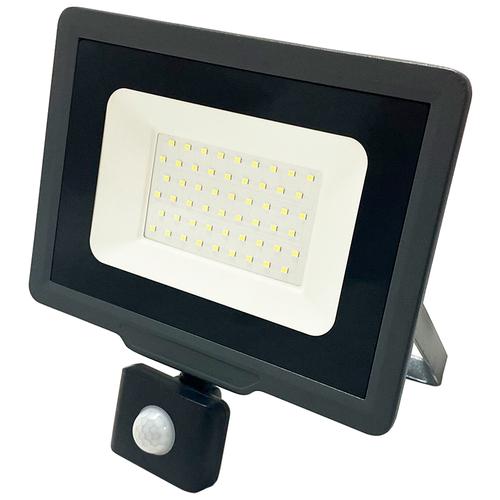 Прожектор светодиодный с датчиком движения 20 Вт jazzway PFL-C3 SENSOR 20W (6500K IP65)