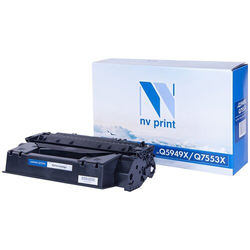 Фото - Картридж NV Print Q5949X/Q7553X для HP, совместимый картридж hp q5949x