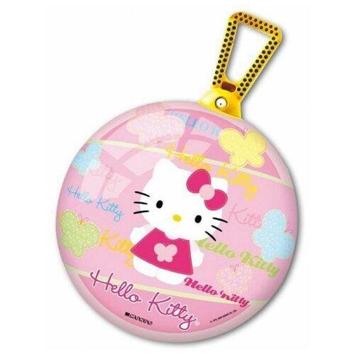 Фото - Мяч-попрыгун Mondo Hello Kitty (06/871), 45 см, розовый мяч яигрушка hello kitty 15 см розовый желтый