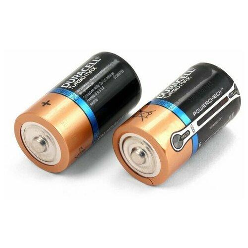 Фото - Батарейки щелочные DURACELL LR14 (C) Basic (2 шт) батарейки duracell activeair nugget box za675 da675 6bl