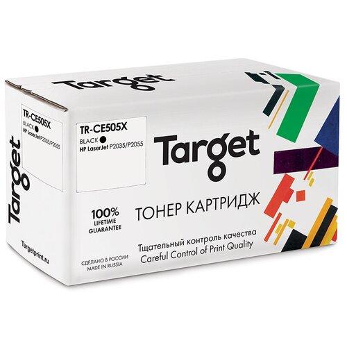 Фото - Картридж Target TR-CE505X, совместимый картридж target tr ce321a совместимый