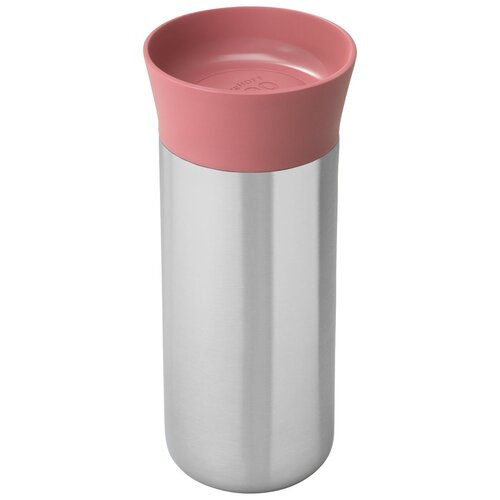 Термокружка BergHOFF Leo Thermal mug, 0.33 л розовый