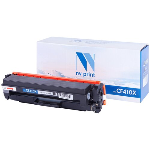 Фото - Картридж NV Print CF410X для HP, совместимый картридж nv print cf383a для hp совместимый