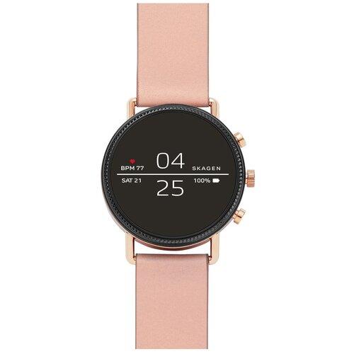 Умные часы SKAGEN Falster 2 (silicone), blush