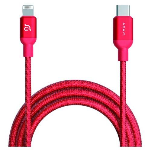 Кабель Adam Elements PeAk II USB-Type C - Lightning MFI (C120B) 1.2 м, красный недорого
