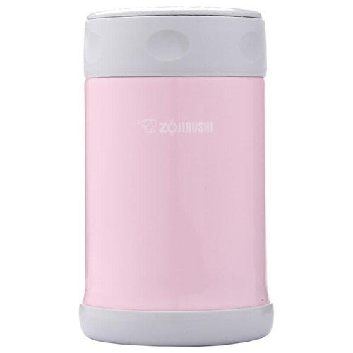Термос для еды Zojirushi SW-EAE50, 0.5 л розовый/серый