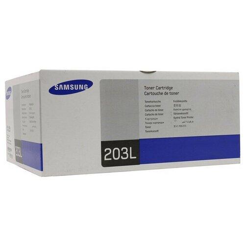 Фото - Картридж Samsung MLT-D203L samsung mlt d203l черный