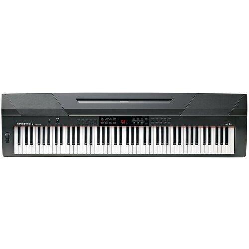 Цифровое пианино Kurzweil KA-90 черный
