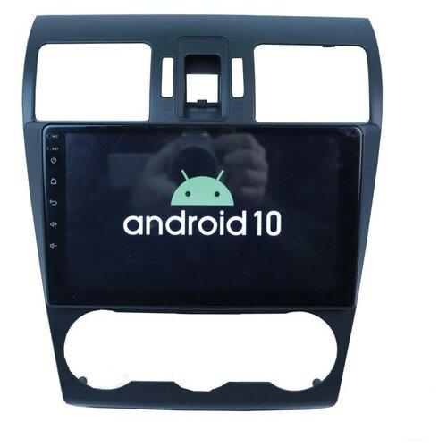 Штатная магнитола Junsun Subaru Forester WiFI (2/32GB) 4Core RDS+DSP Android 10