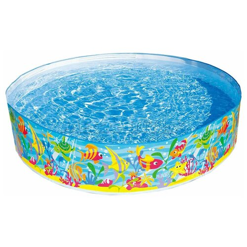 Фото - Детский бассейн Intex Ocean Play 56452 Snapset детский бассейн intex 229х229х66cm 56475