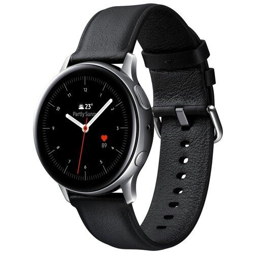 Умные часы Samsung Galaxy Watch Active2 сталь 44мм, сталь умные часы samsung galaxy watch active2 cталь 40мм сталь