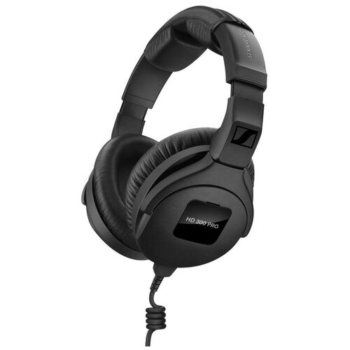 Наушники Sennheiser HD 300 Pro, black