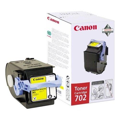 Картридж Canon Cartridge 702 Yellow