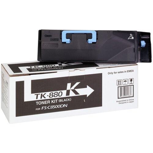 Фото - Картридж KYOCERA TK-880K картридж kyocera tk 5290c