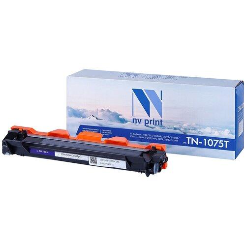 Фото - Картридж NV Print TN-1075T для Brother, совместимый картридж nv print tn 2175t для brother совместимый