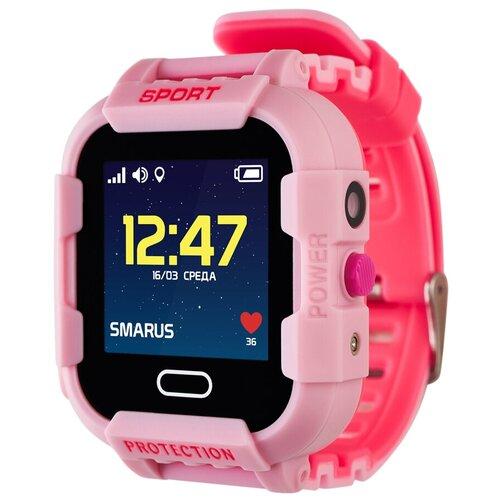 Детские умные часы Smarus K6, розовый