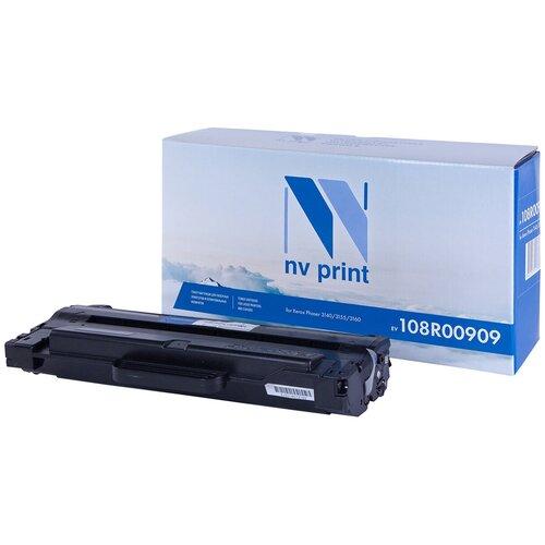 Фото - Картридж NV Print 108R00909 для Xerox, совместимый картридж nv print 006r01518 для xerox совместимый