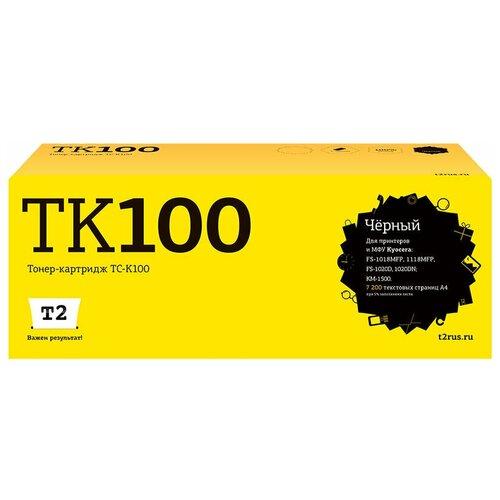 Фото - Картридж T2 TC-K100, совместимый картридж t2 tc sh235gt совместимый