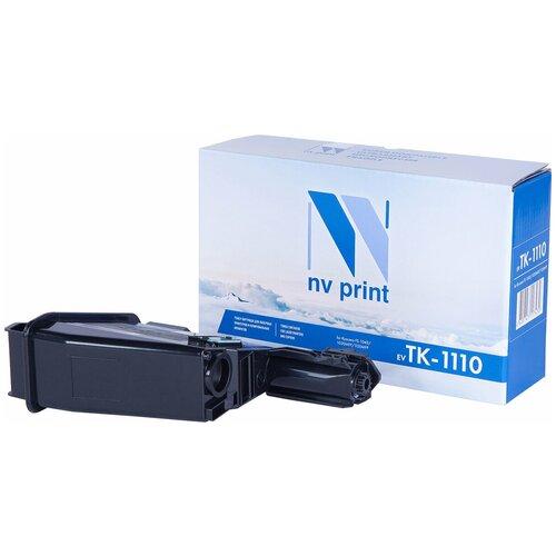 Картридж NV Print TK-1110 для Kyocera, совместимый