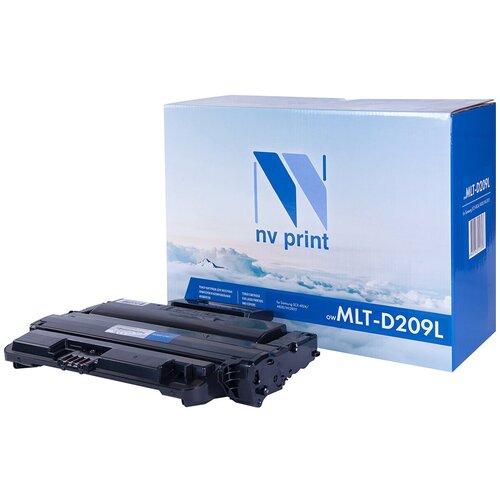 Фото - Картридж NV Print MLT-D209L для Samsung, совместимый nv print nv mlt d203u для samsung proxpress m4020nd m4070fr 15000k