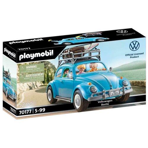 Купить Конструктор Playmobil Volkswagen 70177 Beetle, Конструкторы