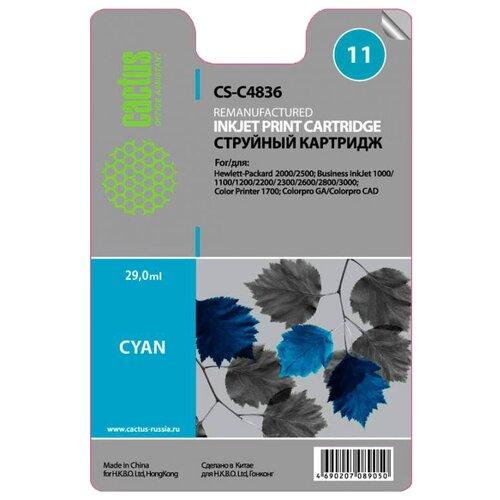 Фото - Картридж cactus CS-C4836 11, совместимый картридж cactus cs pfi102m совместимый