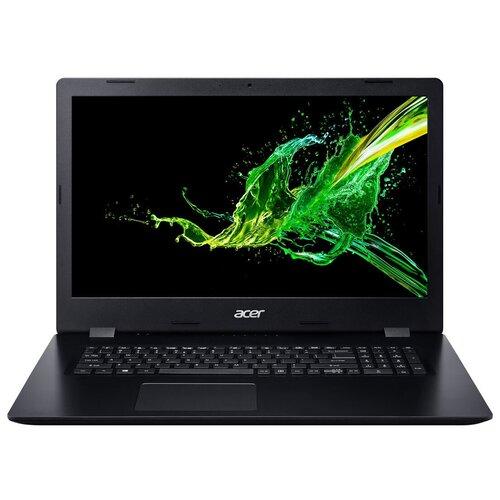 "Ноутбук Acer Aspire 3 A317-52-34T9 (Intel Core i3 1005G1/17.3""/1600x900/8GB/256GB SSD/1000GB HDD/Intel UHD Graphics/Без ОС) NX.HZWER.00C черный"